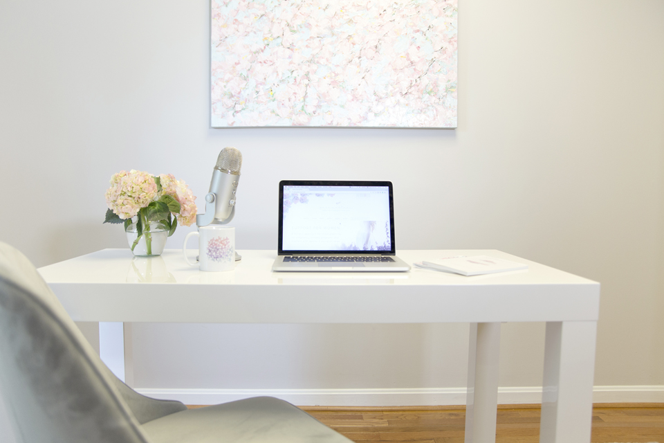 Pure Nurture personal branding Office at Play Work or Dash